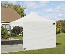 10x10 ShelterLogic Alumi-Max Pop-up Canopy Single Wall Panel Replacement, White