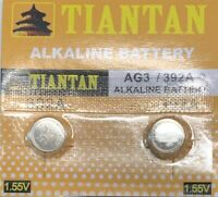 AG3 Tiantan 2 Qt.384 392 LR41 SR41 USA Ship Authorized Seller.