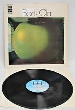 JEFF BECK GROUP 'Beck-ola' 1973 Vinyl LP French Release - S47