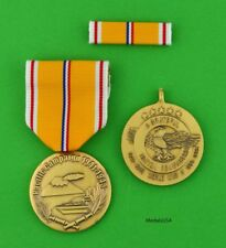PACIFIC CAMPAIGN - WWII Commemorative Medal & Ribbon - WW2 Veteran Gift