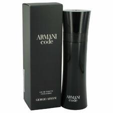 Armani Black Code Men byGiorgio Armani - Edt Spray 4.2 Oz