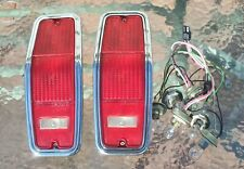 Jeep Grand Wagoneer Tail Light Assembly - PAIR