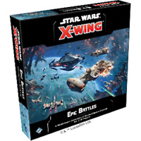 Star Wars X-Wing Second Edition - Epic Battles Multiplayer Expansion