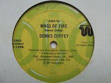 DENNIS COFFEY - WINGS OF FIRE (PROMO)
