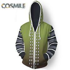 Identity V Survivor Mercenary Naib Cosplay Casual Coat Zipper Jacket Game Sa