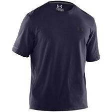 Under armour Patternless Loose Fit T-Shirts for Men