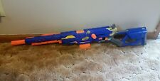 Nerf N-Strike Long Strike CS-6 Blaster Dart Gun Rifle
