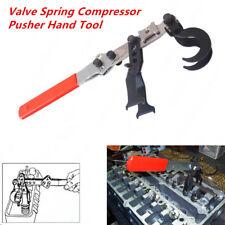 1PC Valve Spring Compressor Pusher Hand Tool For Car Motorcycle Engine Cylinder