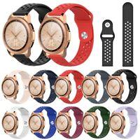 20mm Watch Band Silicone Bracelet Wrist Strap For Samsung Galaxy Watch 42mm