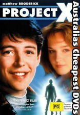 Project X DVD NEW, FREE POSTAGE WITHIN AUSTRALIA REGION ALL