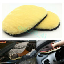 Car Wash Cleaning Glove Mitt Truck Motorcycle Soft Washer Brush Care Clean Tool