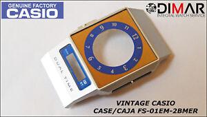 Box/Case Centre Casio FS-01EM-2BMER