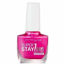 Maybelline Superstay Super Stay 7 Day Gel Nail Polish Pink Goes 885