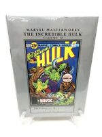 The Incredible Hulk Volume 12 Marvel Masterworks HC Hard Cover New Sealed