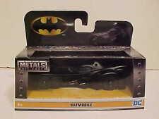 BATMAN Returns 1989 Batmobile Diecast Car 1:32 Jada Toys 5 inch