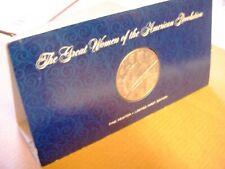 DAR Medal Display Card - DEBORAH SAMPSON American Revolutionary War: Great Women