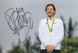 FABIAN CANCELLARA 1 Olympia Tour Foto 20x30 signiert IN PERSON Autogramm signed