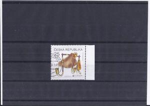 Cept 2014 oo 803 Tschechei Einzelmarke Gestempelt siehe scan