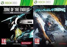 Zona de la Enders HD Collection & Metal Gear Rising Revengeance PAL Nuevo y Sellado