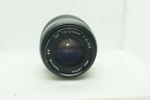 Tokina AF SD 70-210 F/4-5.6 for Minolta/Sony A mount from Japan, J0481