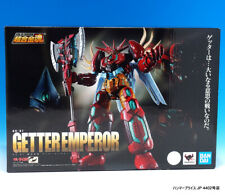 Soul of Chogokin GX-87 Getter Emperor die-cast model Bandai U.S. seller