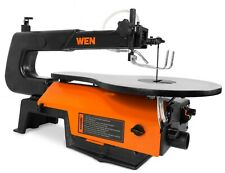 WEN 3922 16-inch Variable Speed Scroll Saw with Easy-Access Blade Changes
