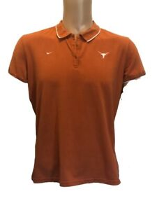 Nike University of Texas, Longhorns Big Girl's Polo Shirt