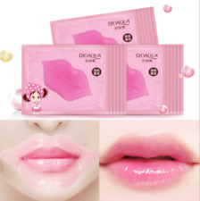 Pink Lip Mask Collagen Anti-Ageing Pad Masks Peel Off