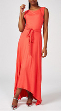 NEW Phase Eight WISTERIA Maxi Dress - UK Size 14 Coral
