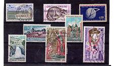Francia Valores del año 1973-74 (BR-536)