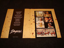 DANGEROUS LIAISONS Oscar ad Michelle Pfeiffer, Glenn Close & MARRIED TO THE MOB