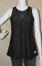 Adidas Loose Fit Active Wear with Built-In Bra Tank Tops