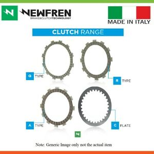 Newfren Clutch Kit Fibres Steels for Ducati MH900E 900cc 2001-2002