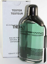 BURBERRY THE BEAT TSTER 3.4/3.3 OZ EDT SPRAY FOR MEN & NEW IN A TSTER BOX