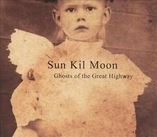 Ghosts Great Highway Sun Kil Moon CD 2003 Jetset Digipak FAST FROM USA SHIPPING