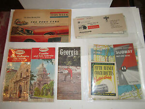 MEDIUM PRIORITY BOX FULL OF HISTORICAL & COLLECTIBLE BOOKLETS & MORE -#9