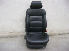Beifahrersitz VW Passat 3BG Sitz Ausstattung LEDER schwarz