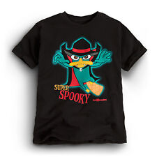 DISNEY- Perry Tee for Boys - Super Spooky Glows in the Dark - Size S  - NEW/tags