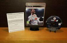 FIFA 18 LEGACY EDITION · PS3 · Pal España · (Como nuevo)