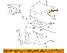 Buick GM OEM 06-11 Lucerne Hood-Hinge Right 10393261