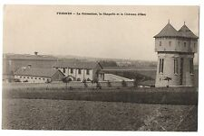 CPA 94 - FRESNES (Val de Marne) - La Correction, la Chapelle et le Château d'Eau