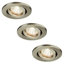 Philips 72810/23/PN Mira Single Recessed Downlight (Set of 3)