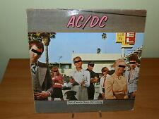 AC/DC DIRTY DEEDS DONE DIRT CHEAP LP VINILE USATO SICURO