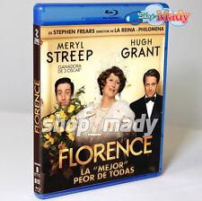FLORENCE - La Mejor Peor de Todas - Florence Foster Jenkins - Blu-ray Región A