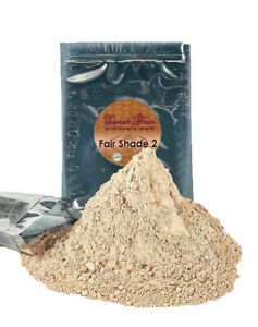 BULK REFILL (FAIR 2) Foundation Mineral Makeup Matte Bare Powder Full Coverage
