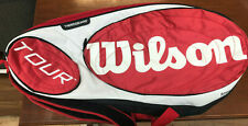 Wilson Super Tour 2 Compartment Preowned Large Tennis Bag