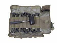 Brand New Avid Carp Super Tough Bivvy Peg & Mallet Set (AVPEG/02)