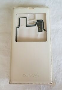 Samsung Galaxy S5 case S view cover in box