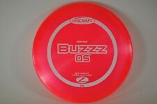 Buzzz Os 1st Run 180g Bright Pink Discraft New *Prime* Disc Golf Rare