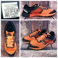 Reebok Crossfit CF0021 Men Training Sneakers Crossfit Shoes Sz 12 M Orange  Black be47e7ac3